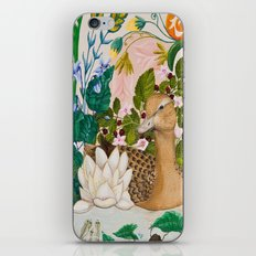 Duck and Lilly iPhone & iPod Skin