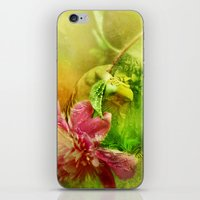 A Kiss Before Sunset iPhone & iPod Skin