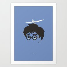 The Wind Rises, 2013 Art Print