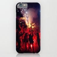 Red Sound iPhone 6 Slim Case
