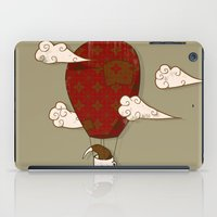 The Kiwi Learns to Fly iPad Case