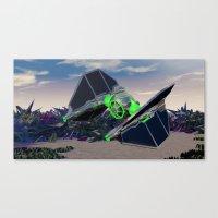 Empire o… Canvas Print