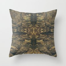 Stalagmites Version 2 Throw Pillow
