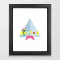 Beirut Framed Art Print