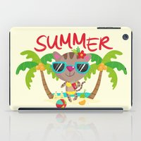 Hello, summer iPad Case