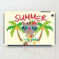 Hello, Summer iPad Case