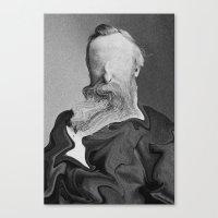 No Man Canvas Print
