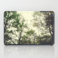 One Misty Morning iPad Case