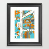 Ground #02 Framed Art Print