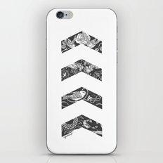 Liam's Chevrons iPhone & iPod Skin