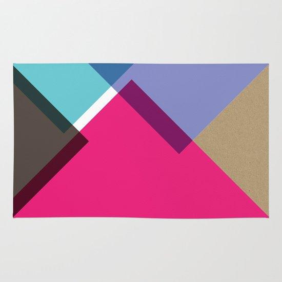 Triangles Area & Throw Rug