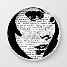 Are We Alone? Wall Clock