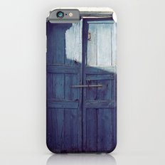 Santorini Door I Slim Case iPhone 6s