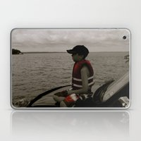 Aidan White Laptop & iPad Skin
