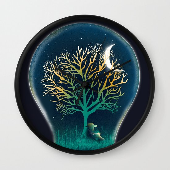 Goodnight Moon Wall Clock