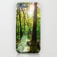 iPhone & iPod Case featuring Woodland by 8daysOfTreasures