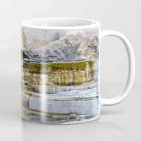 Yellowstone Hot Springs Mug