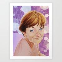 Maria Elena Walsh Art Print