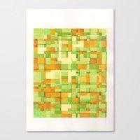 Color Field_03 Canvas Print