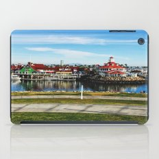 Shoreline Village iPad Case
