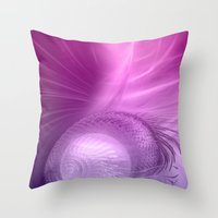 Vision  2 Throw Pillow