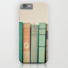 Literary Gems I iPhone 6 Slim Case