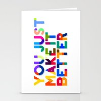 Better Stationery Cards