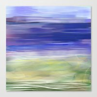 Let The Music Float With… Canvas Print