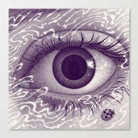 Touch & Beyond Canvas Print