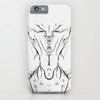 iPhone & iPod Case featuring Belze by leonard zarnescu