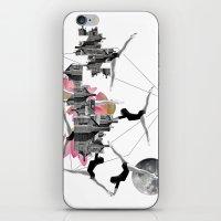 Magical Attack iPhone & iPod Skin