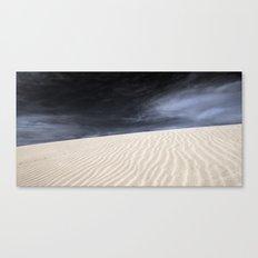Dunes in Fuerteventura Canvas Print