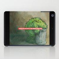 Trashcan : Bubblegum iPad Case