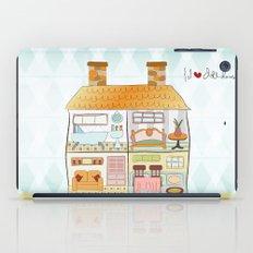 I {❤} Dollhouse iPad Case