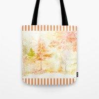 Memories of Autumn Tote Bag