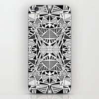 Triangle Heaven iPhone & iPod Skin