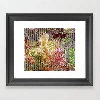 The Relative Frequency O… Framed Art Print
