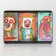 Jake the Zombie dog iPad Case