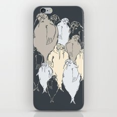 Walrus Pod iPhone & iPod Skin