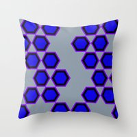 Moroccan Style. Throw Pillow