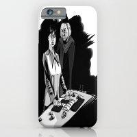 1rst Doctor & Susan... iPhone 6 Slim Case
