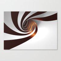 Spirale - Spiral  Canvas Print