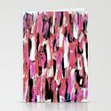 Colourful Feathers Stationery Cards