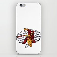 Gauntlet-Con Promotional Image iPhone & iPod Skin