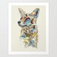 Heroes Of Lylat Starfox … Art Print