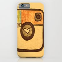iPhone & iPod Case featuring For Instagram Lovers ;) by Julia Kovtunyak