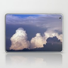 Cloud Towers In The Sky … Laptop & iPad Skin