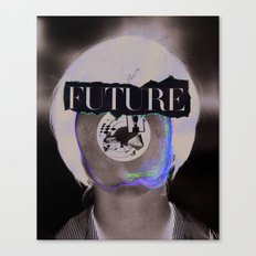 Wasn't The Future Wonderful? Canvas Print