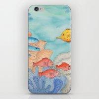 The Southern Sea iPhone & iPod Skin