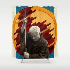 Zatoichi, the blind swordsman Shower Curtain
